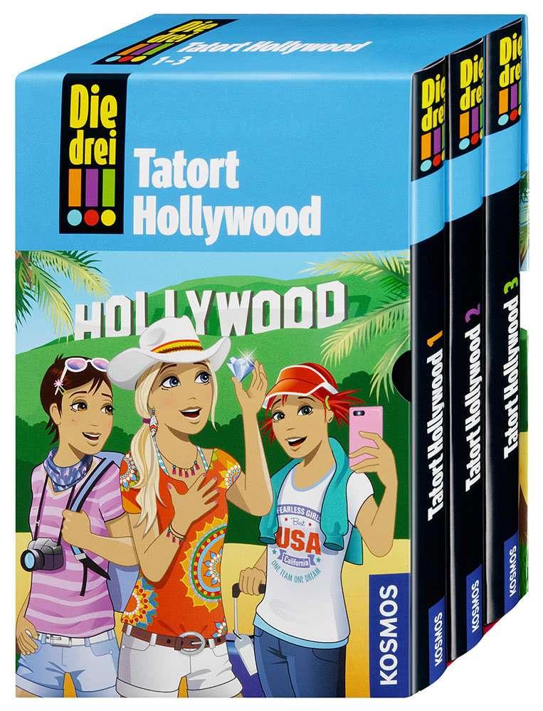 Die drei !!!, Tatort Hollywood