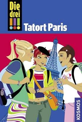 Tatort Paris, Band 5
