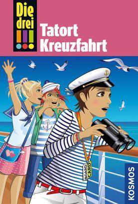 Die drei !!! Tatort Kreuzfahrt, Band 57
