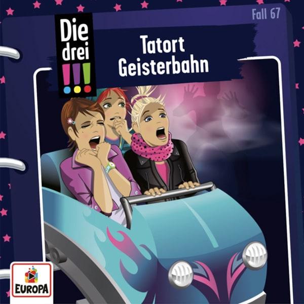 Tatort Geisterbahn, Fall 67