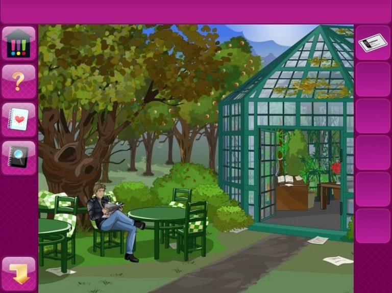 Die drei !!! - Picknickdrama – App, Hofcafe