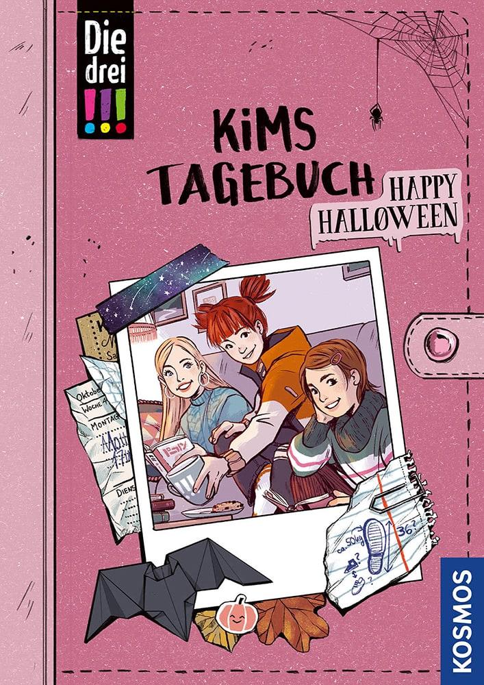 Die drei !!!, Kims Tagebuch, Happy Halloween